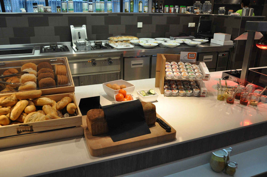 08 Gemeente Nijmegen Bedrijfsrestaurant