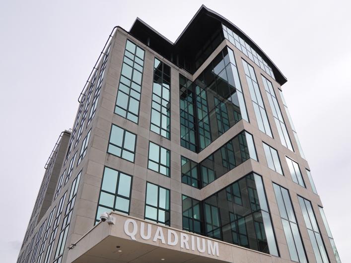 Campus restaurant Cateringvoorziening Avans Quadrium